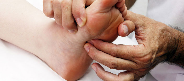 Certified and Professional Reflexology in Clapham